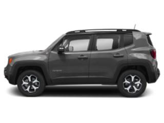 Sting-Gray Clearcoat 2019 Jeep Renegade Pictures Renegade Trailhawk 4x4 photos side view