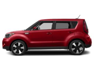 Inferno Red 2019 Kia Soul Pictures Soul + Auto photos side view