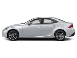 Ultra White 2019 Lexus IS Pictures IS IS 300 F SPORT RWD photos side view