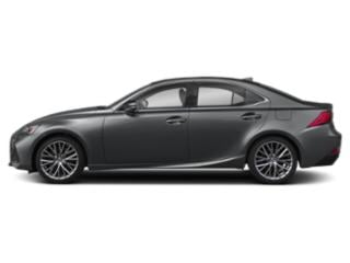 Nebula Gray Pearl 2019 Lexus IS Pictures IS IS 300 RWD photos side view