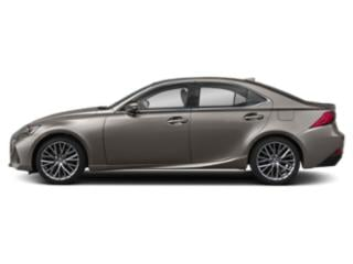 Atomic Silver 2019 Lexus IS Pictures IS IS 300 F SPORT RWD photos side view