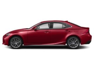Redline 2019 Lexus IS Pictures IS IS 300 F SPORT RWD photos side view
