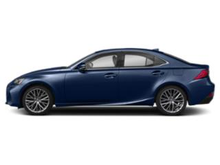 Ultrasonic Blue Mica 2.0 2019 Lexus IS Pictures IS IS 300 F SPORT RWD photos side view