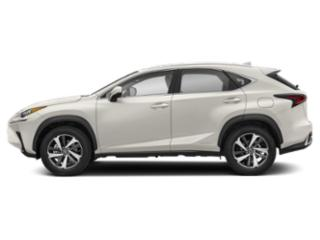 Eminent White Pearl 2019 Lexus NX Pictures NX NX 300h AWD photos side view