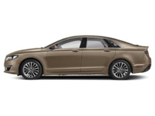 Iced Mocha Metallic 2019 Lincoln MKZ Pictures MKZ Hybrid Reserve II FWD photos side view