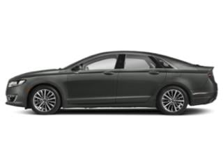 Magnetic Gray Metallic 2019 Lincoln MKZ Pictures MKZ Hybrid Reserve II FWD photos side view