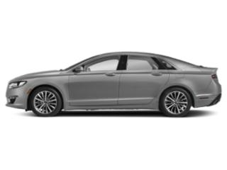 Ingot Silver Metallic 2019 Lincoln MKZ Pictures MKZ Hybrid Reserve II FWD photos side view