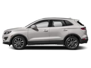 White Platinum Metallic Tri-Coat 2019 Lincoln MKC Pictures MKC Reserve FWD photos side view