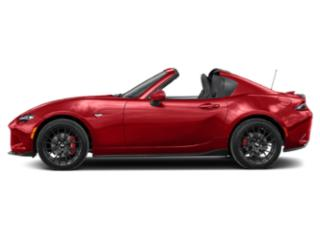 Soul Red Crystal Metallic 2019 Mazda MX-5 Miata RF Pictures MX-5 Miata RF Club Manual photos side view