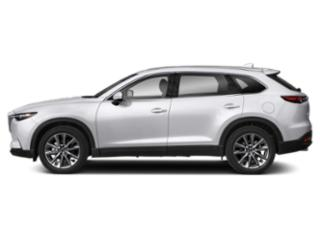 Snowflake White Pearl Mica 2019 Mazda CX-9 Pictures CX-9 Sport AWD photos side view