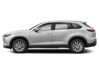 Snowflake White Pearl Mica 2019 Mazda CX-9 Pictures CX-9 Sport FWD photos side view