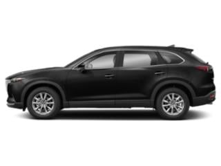 Jet Black Mica 2019 Mazda CX-9 Pictures CX-9 Sport FWD photos side view
