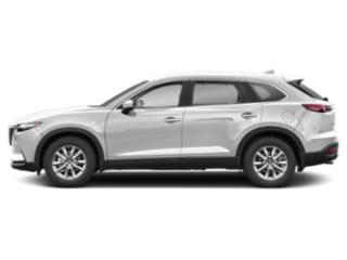 Snowflake White Pearl Mica 2019 Mazda CX-9 Pictures CX-9 Touring FWD photos side view