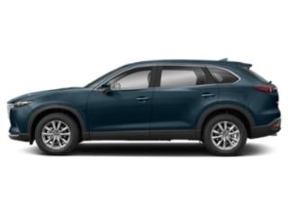 Deep Crystal Blue Mica 2019 Mazda CX-9 Pictures CX-9 Sport AWD photos side view