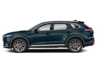 Deep Crystal Blue Mica 2019 Mazda CX-9 Pictures CX-9 Grand Touring FWD photos side view