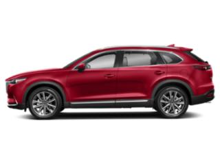 Soul Red Crystal Metallic 2019 Mazda CX-9 Pictures CX-9 Grand Touring AWD photos side view