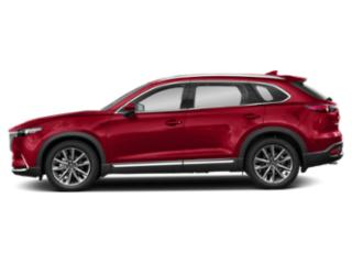 Soul Red Crystal Metallic 2019 Mazda CX-9 Pictures CX-9 Grand Touring FWD photos side view