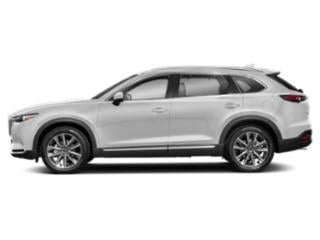 Snowflake White Pearl Mica 2019 Mazda CX-9 Pictures CX-9 Grand Touring AWD photos side view