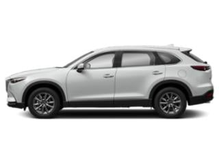 Snowflake White Pearl Mica 2019 Mazda CX-9 Pictures CX-9 Touring AWD photos side view