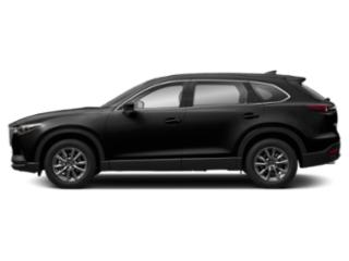 Jet Black Mica 2019 Mazda CX-9 Pictures CX-9 Touring AWD photos side view
