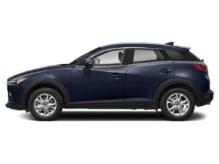 Deep Crystal Blue Mica 2019 Mazda CX-3 Pictures CX-3 Touring FWD photos side view