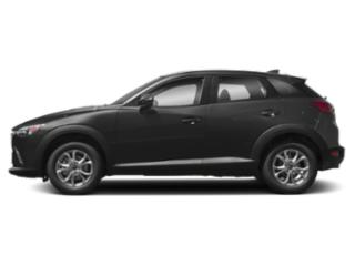 Jet Black Mica 2019 Mazda CX-3 Pictures CX-3 Sport AWD photos side view