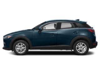 Deep Crystal Blue Mica 2019 Mazda CX-3 Pictures CX-3 Grand Touring AWD photos side view