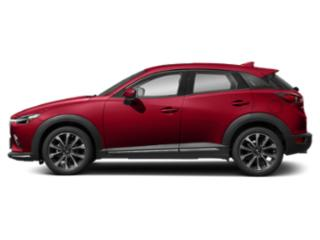 Soul Red Crystal Metallic 2019 Mazda CX-3 Pictures CX-3 Grand Touring FWD photos side view