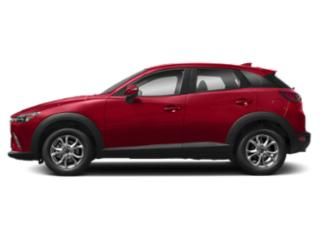 Soul Red Crystal Metallic 2019 Mazda CX-3 Pictures CX-3 Sport AWD photos side view