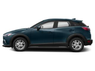 Deep Crystal Blue Mica 2019 Mazda CX-3 Pictures CX-3 Sport FWD photos side view
