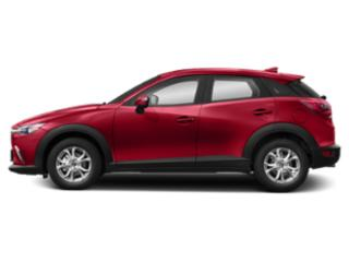 Soul Red Crystal Metallic 2019 Mazda CX-3 Pictures CX-3 Sport FWD photos side view