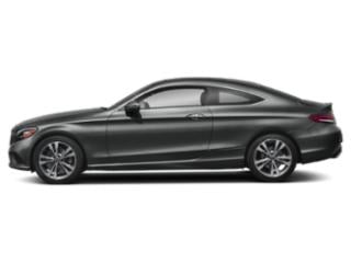 Selenite Grey Metallic 2019 Mercedes-Benz C-Class Pictures C-Class C 300 Coupe photos side view