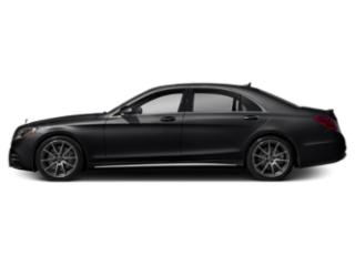 Black 2019 Mercedes-Benz S-Class Pictures S-Class S 450 4MATIC Sedan photos side view