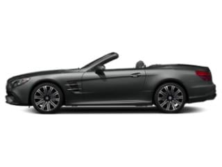 Selenite Grey Metallic 2019 Mercedes-Benz SL Pictures SL SL 450 Roadster photos side view