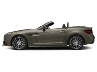 Indium Grey Metallic 2019 Mercedes-Benz SLC Pictures SLC AMG SLC 43 Roadster photos side view