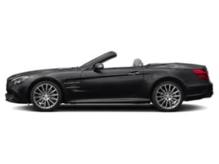 Black 2019 Mercedes-Benz SL Pictures SL SL 550 Roadster photos side view