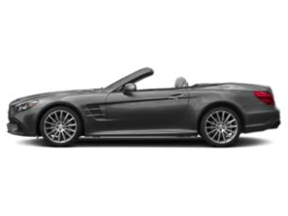 Graphite Grey Metallic 2019 Mercedes-Benz SL Pictures SL SL 550 Roadster photos side view