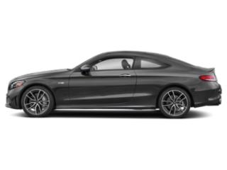Graphite Grey Metallic 2019 Mercedes-Benz C-Class Pictures C-Class AMG C 43 4MATIC Coupe photos side view