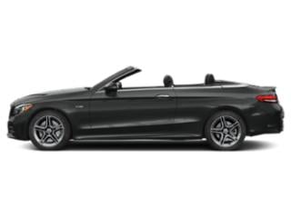 Selenite Grey Metallic 2019 Mercedes-Benz C-Class Pictures C-Class AMG C 43 4MATIC Coupe photos side view