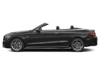Graphite Grey Metallic 2019 Mercedes-Benz C-Class Pictures C-Class AMG C 43 4MATIC Cabriolet photos side view