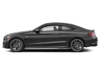 designo Selenite Grey Magno 2019 Mercedes-Benz C-Class Pictures C-Class AMG C 43 4MATIC Coupe photos side view