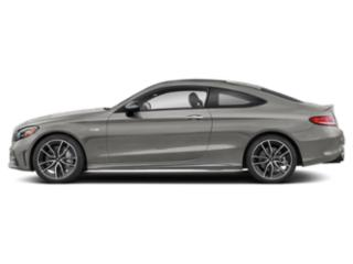 Mojave Silver Metallic 2019 Mercedes-Benz C-Class Pictures C-Class AMG C 43 4MATIC Coupe photos side view