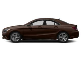 Cocoa Brown Metallic 2019 Mercedes-Benz CLA Pictures CLA CLA 250 Coupe photos side view