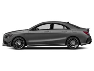 Mountain Grey Metallic 2019 Mercedes-Benz CLA Pictures CLA AMG CLA 45 4MATIC Coupe photos side view