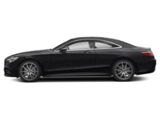 Black 2019 Mercedes-Benz S-Class Pictures S-Class S 560 4MATIC Coupe photos side view