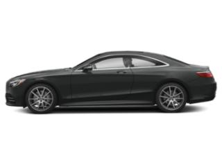 Selenite Grey 2019 Mercedes-Benz S-Class Pictures S-Class S 560 4MATIC Coupe photos side view