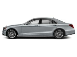 Diamond Silver Metallic 2019 Mercedes-Benz S-Class Pictures S-Class S 560 Sedan photos side view