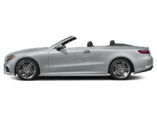 Iridium Silver Metallic 2019 Mercedes-Benz E-Class Pictures E-Class E 450 4MATIC Cabriolet photos side view