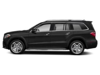 Obsidian Black Metallic 2019 Mercedes-Benz GLS Pictures GLS GLS 550 4MATIC SUV photos side view