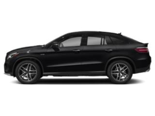 Black 2019 Mercedes-Benz GLE Pictures GLE AMG GLE 43 4MATIC Coupe photos side view